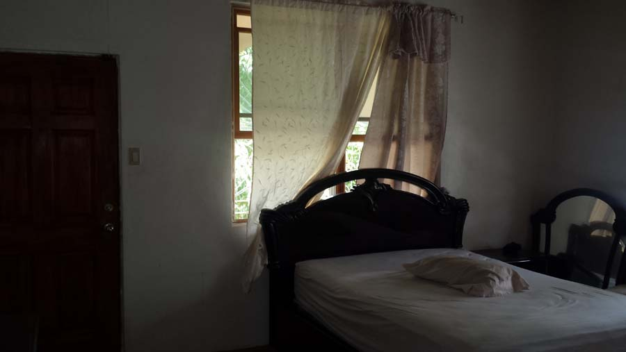 Bedroom of a property