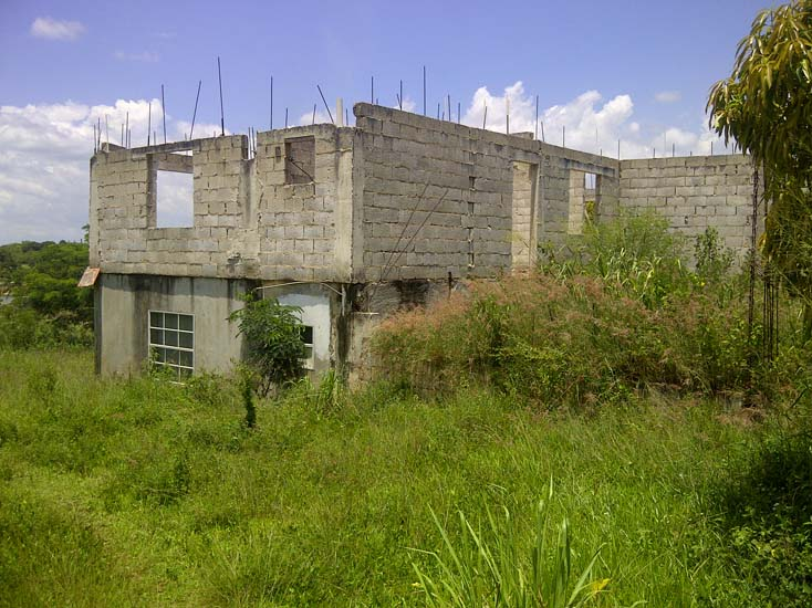 Exterior view of a Property